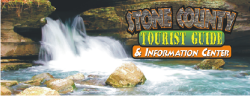 Stone County Tourist Guide & Information Center