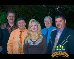 Cedar Hill bluegrass band