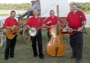 Redmon Keisler Band - Mountain View Bluegrass Festival 2015 Spring Line-up