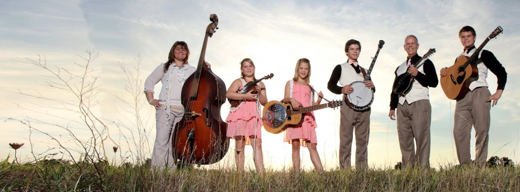 Punches Family Bluegrass Band